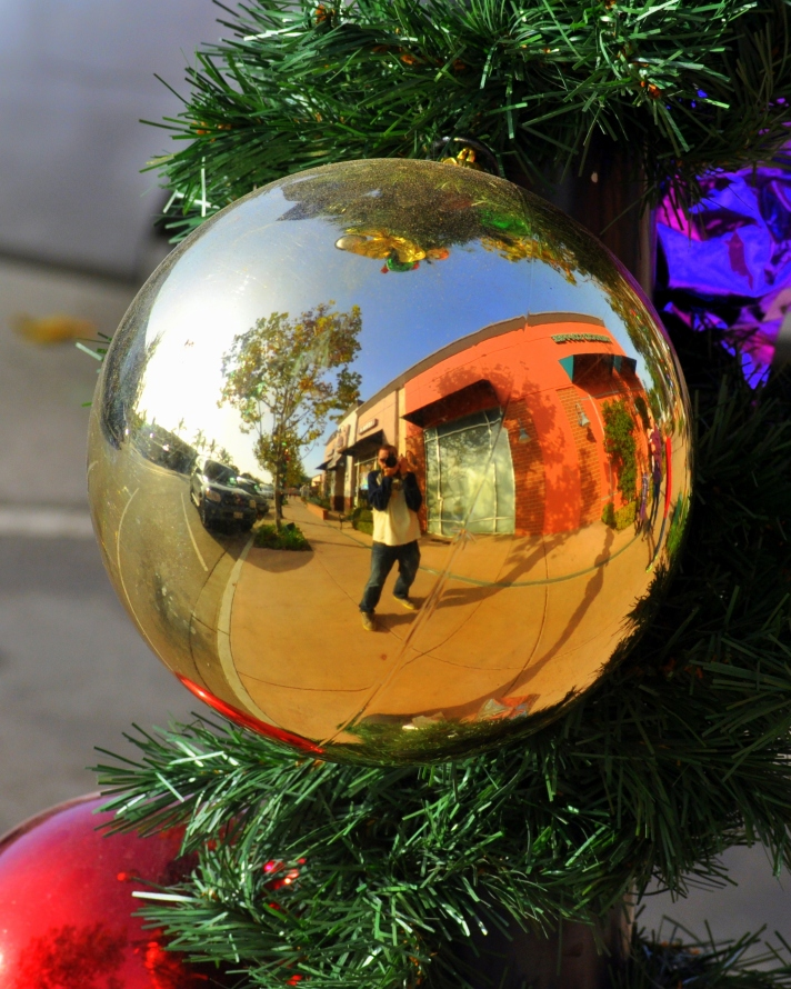 Reflections on Self, Christmas As My Mirror
